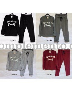 Conjunto sport BE GOOD