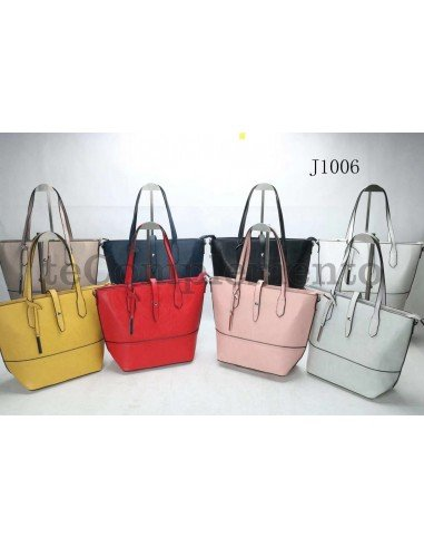 Bolso shopper color